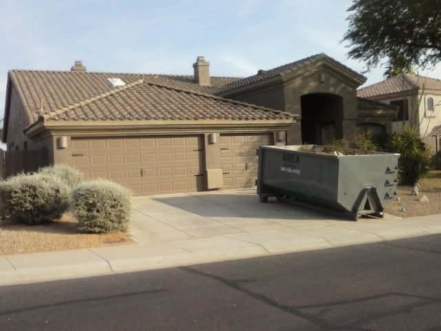 Roll Off Dumpster Scottsdale AZ