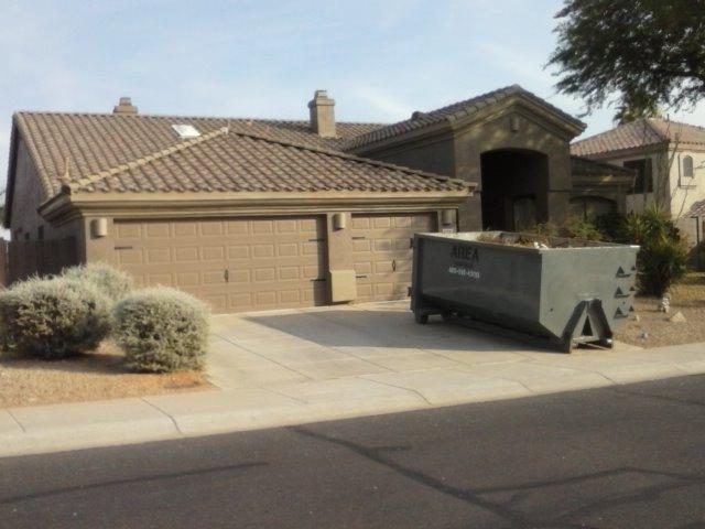 Roll Off Dumpster Scottsdale AZ